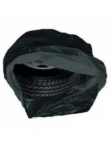 Пакет для колес 110см*110см, 30мкм черный (уп. 40 шт)