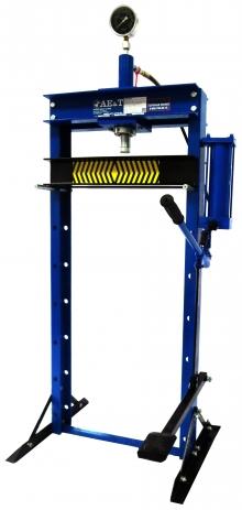 Пресс гидравлический напольный T61212F (12 тонн) с ножным приводом