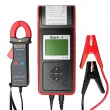 Тестер аккумуляторных батарей (АКБ) 12/24V IC-700