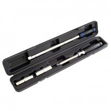 Ключ баллонный крестовой 17х19х21х23х1/2 мм, разборный в кейсе МАСТАК