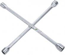 Ключ балонный крестовой 17х19х21х23 мм, 16 Hans