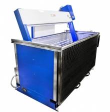 Установка для гидравлических испытаний (опрессовка) ГБЦ УГ1500