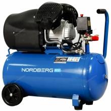 Компрессор поршневой V-образный NCE50/410V Nordberg
