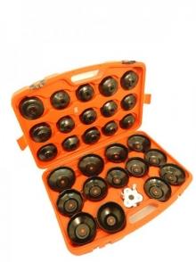 Съемник маслян. фильтра (набор чашек), 30 пр. PA-5003-30
