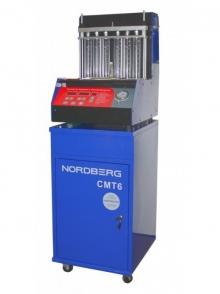 Установка для диагностики и промывки форсунок CMT6 Nordberg