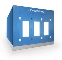 Окрасочно-сушильная камера NORDBERG STANDART