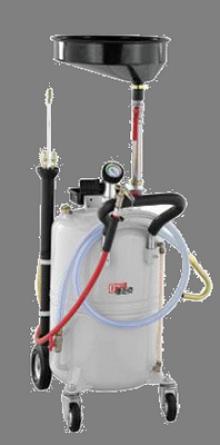 Установка для замены масла T647090 (бак 90л)