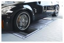 Диагностическая линия PC для автомобилей до 4000 кг на ось. 4WD, широкая колея NTS 810 Пакет 4.1