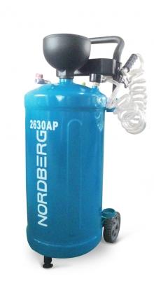 Нагнетатель масла 2630AP (бак 30л) пневматический