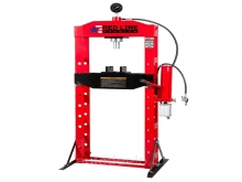 Пресс гидравлический напольный RHP30F (30 тонн) с ручным и ножным приводом Red Line Premium