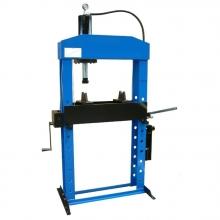 Пресс гидравлический напольный OMA656B (30 тонн)