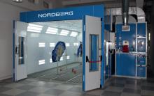 Окрасочно-сушильная камера NORDBERG LUX