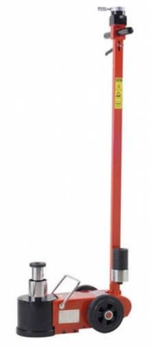 Домкрат подкатной пневмогидравлический S40-2QL, г/п 40т.