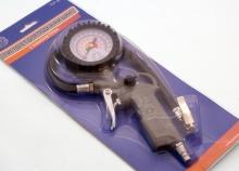 Пистолет для накачки шин с манометром (в блист.) ТСР-287