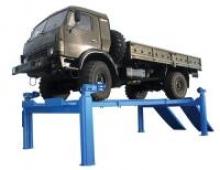 Подъемник электромеханический платформенный ПЛ-10Н