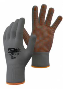 Перчатки рабочие, трикотажные Ruskin Industry 304