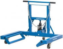 Тележка для колес гидравлическая, г/п 680 кг N31007