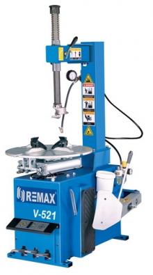 Шиномонтажный станок V-521 REMAX (полуавтомат)