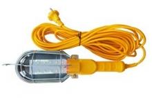 Лампа переносная 220В цоколь Е27 PR-22005 Partner