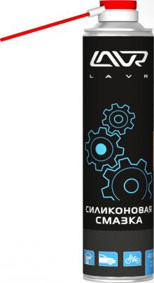 Смазка силиконовая LAVR Ln1543 (400мл.)