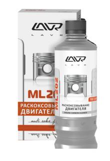 Препарат для раскоксовывания двигателя LAVR ML202, 330 мл