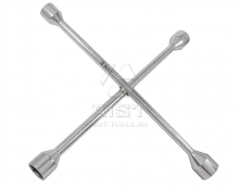 Ключ баллонный крестовой 17х19х21х22 мм (17261722) Aist