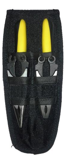 Набор губцевого инструмента 3 в 1 (4пр.) BG-3SSP BERGER