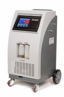 Установка для заправки кондиционеров (автоматическая) Grunbaum AC7000S