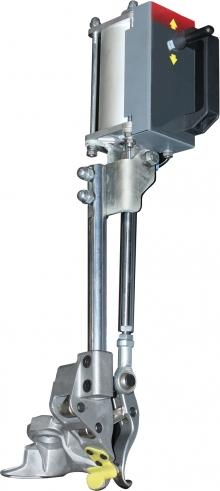 Вспомогательное устройство для разбортировки шин (3-я рука) 46HA