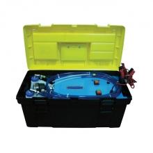Стенд для замены эксплуатационной жидкости в системе гидроусилителя руля SMC-190 Compact