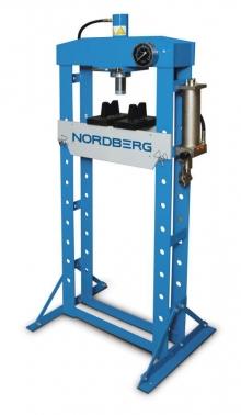 Пресс гидравлический напольный N3630 (30 тонн) Nordberg