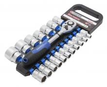 Набор головок с трещоткой 1/2, 8-32мм (19 пр.) 019-5MSA Forcage