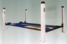 Подъемник четырехстоечный гидравлический ОМА 526 В (Werther 450AT)
