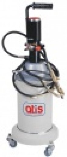 Солидолонагнетатель пневматический 13л. HG-68213