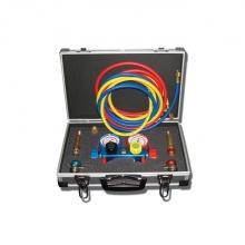 Четырехвентильный манометрический коллектор (станция) SMC-004