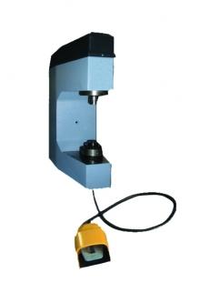 Станок для наклепки накладок на тормозные колодки CC300E (электро.)