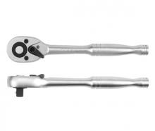 Трещотка 1/2, 72 зуб. с металлической ручкой YT-0312 YATO