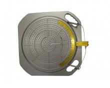 Круги поворотные механические TT001