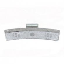 Груз балансировочный ALU 45 гр. (уп. 50 шт)