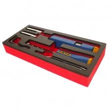 Набор инструментов для снятия и установки датчика давления воздуха в шине JTC