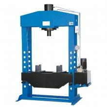 Пресс электрогидравлический напольный OMA666 (100 тонн)