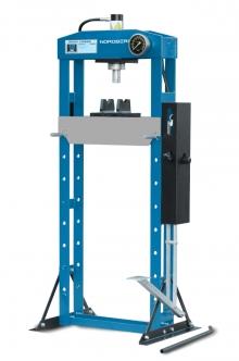 Пресс гидравлический N3615F (15 тонн) с ножным приводом