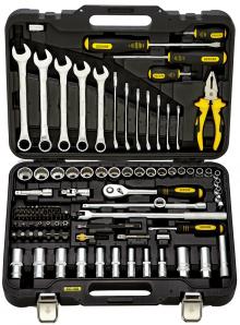 Набор инструмента 100 предмета BERGER BG100-1438