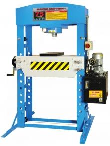 Пресс электрогидравлический напольный N3675Е (75 тонн)