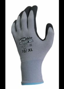Перчатки рабочие, нитриловые для тонких работ Ruskin Industry 306
