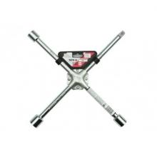 Ключ балонный крестовой 17х19х21х1/2 мм (усиленный) YT-0801 YATO