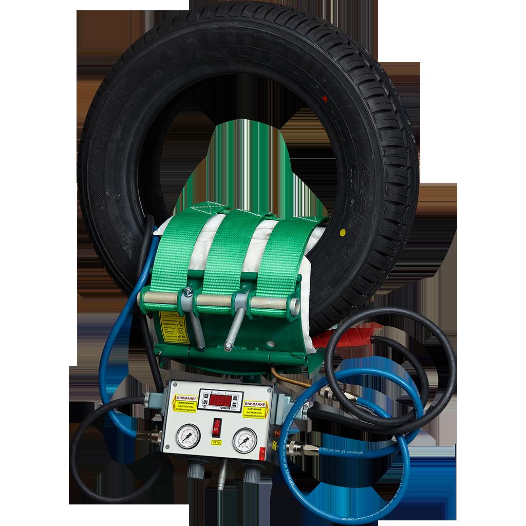 Вулканизатор для легковых автомобилей «Комплекс-1»
