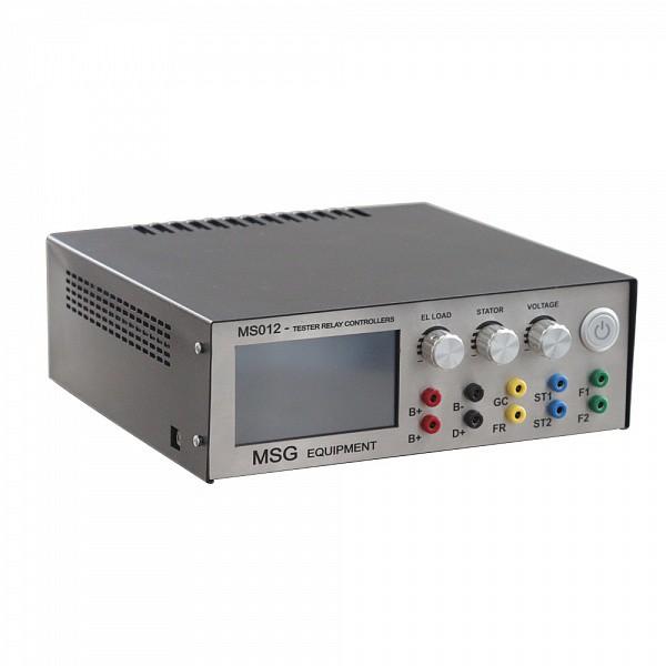 Тестер для проверки реле регуляторов генераторов MS012 COM, 12-24В